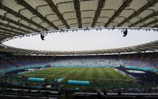 Stadio Olimpico England next round