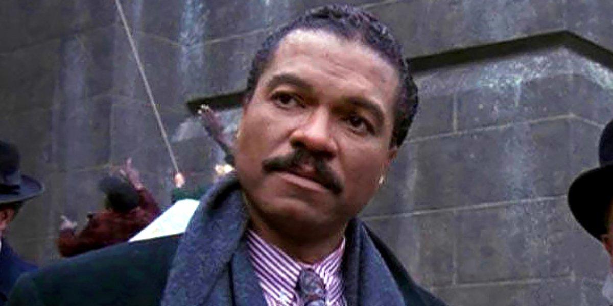Billy Dee Williams as Harvey Dent in Batman