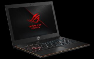 Asus announces new midrange gaming laptops with 120Hz