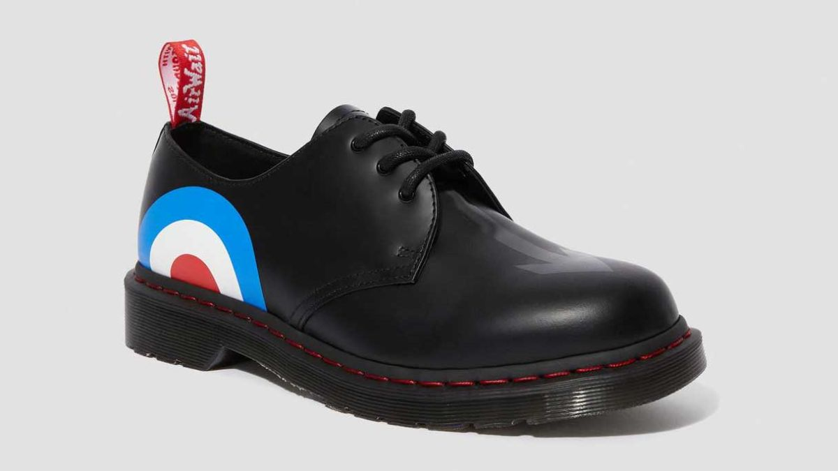 Get 50% off The Who x Dr Martens collection