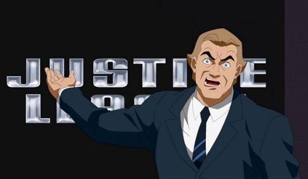 G Gordon Godfrey Justice League