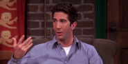 Friends' David Schwimmer Shares The 'Really Tricky' Component About The Reunion Special
