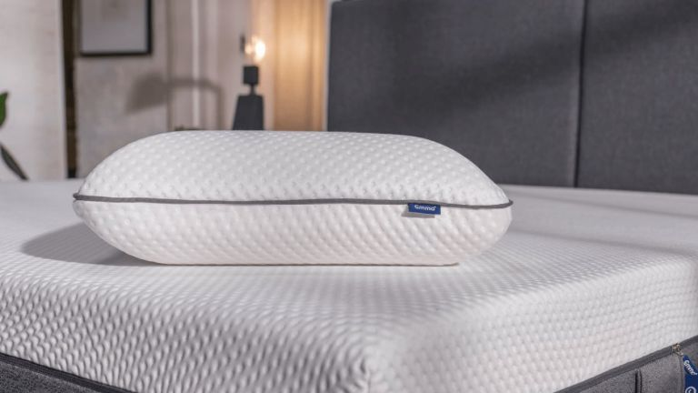 Emma pillow—one of the featured pillows in our best pillow round-up