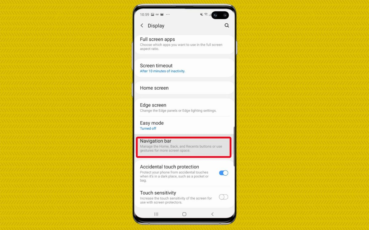 How to Use Gesture Controls on the Galaxy S10 | Tom's Guide