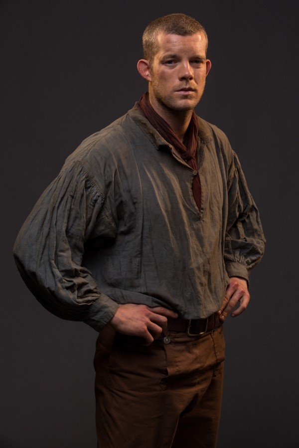 Banished Russell Tovey
