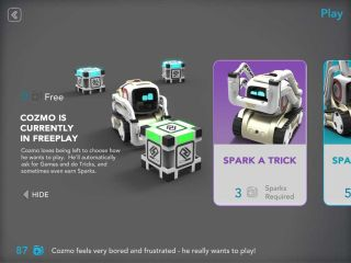Learn Coding, Robot Maintenance with Cozmo