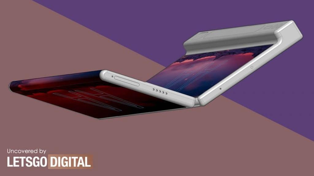 Xiaomi Mi Foldable phone