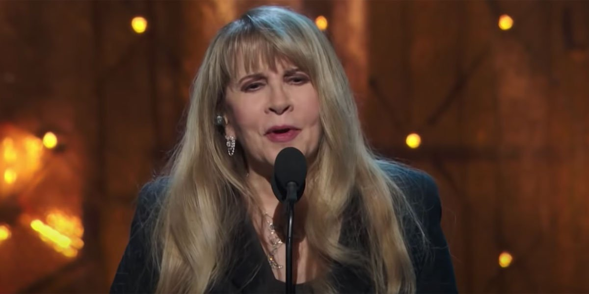 Now, Stevie Nicks Has Joined TikTok To Slay Juice Guy's 'Dreams' Challenge