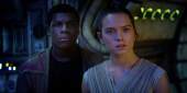 Rey And Finn Almost Had A Very Different First Meeting In The Force Awakens