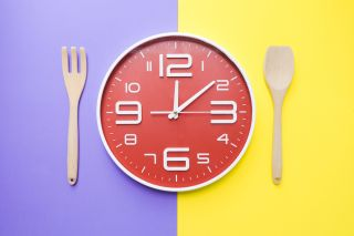 meal timing, clock, meal