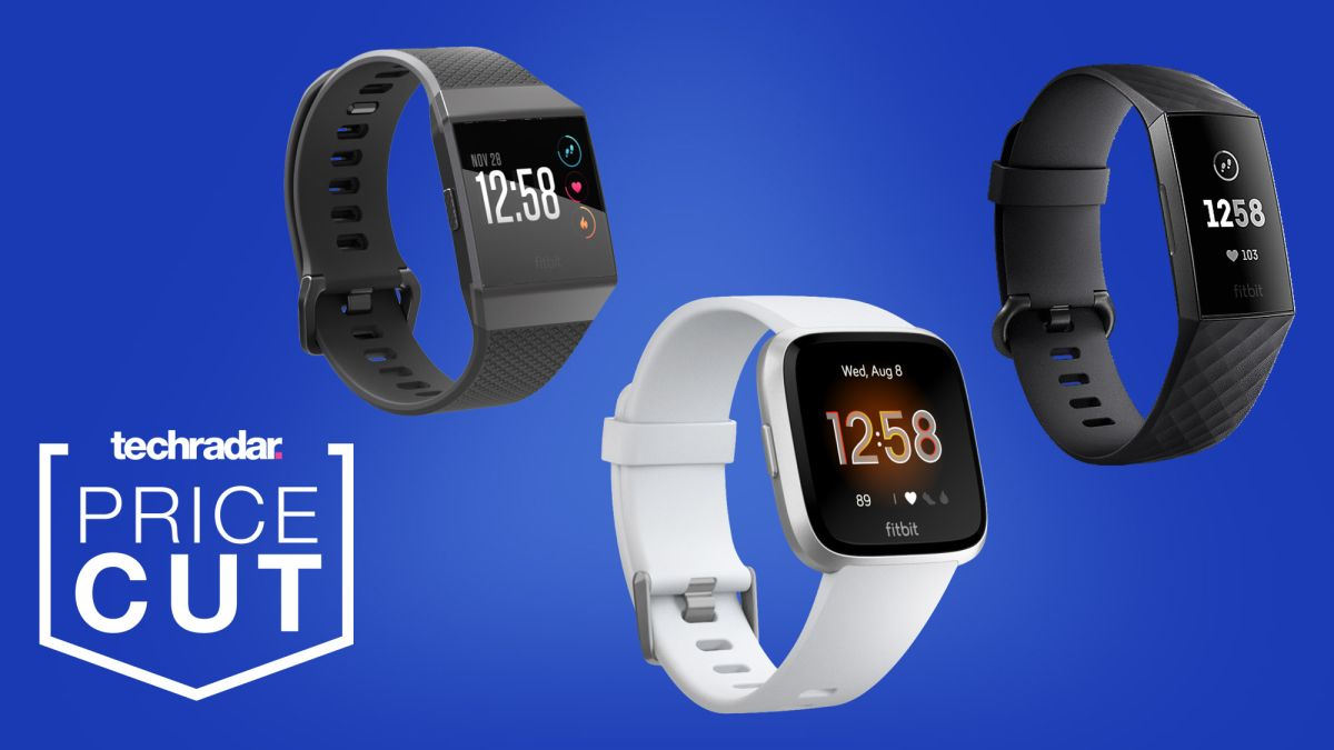 Fitbit price cut: deals on the Fitbit Versa, Charge 3 and Ionic smartwatch - TechRadar India