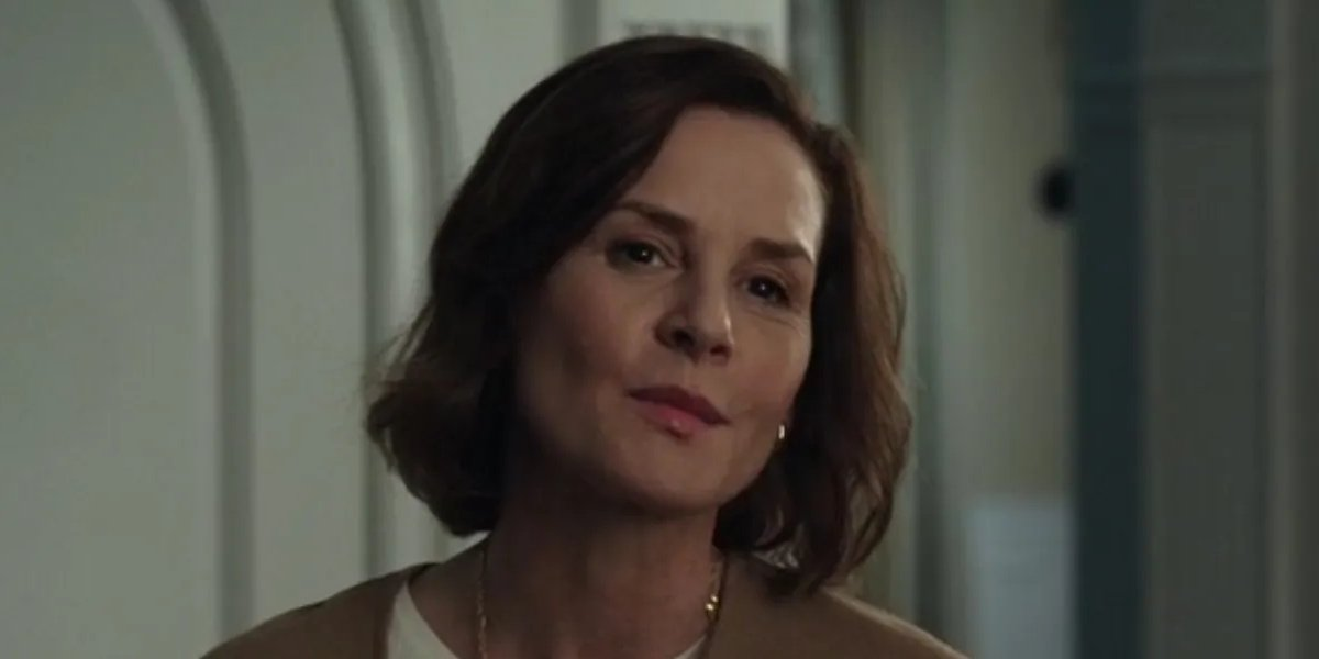 Old star Embeth Davidtz on The Morning Show