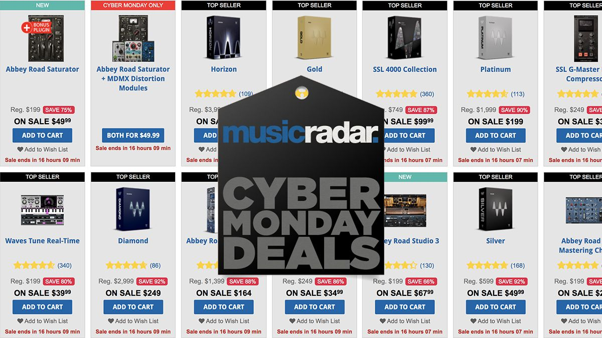 Black Friday & Cyber Monday Deals - cover