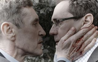Holby City spoilers - Gaskell and Hanssen face off