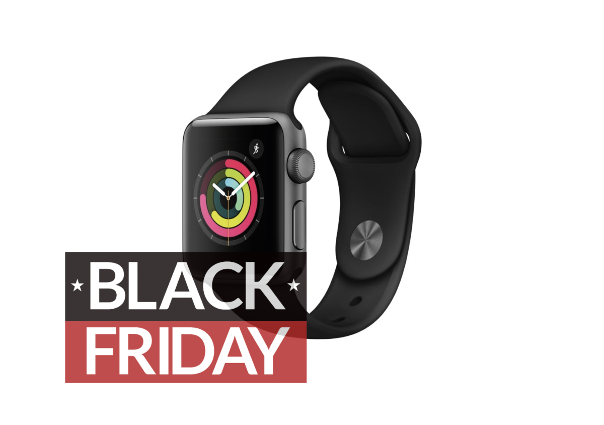 Walmart Black Friday Apple Watch Series 3 with GPS and Cellular for $199 - T3