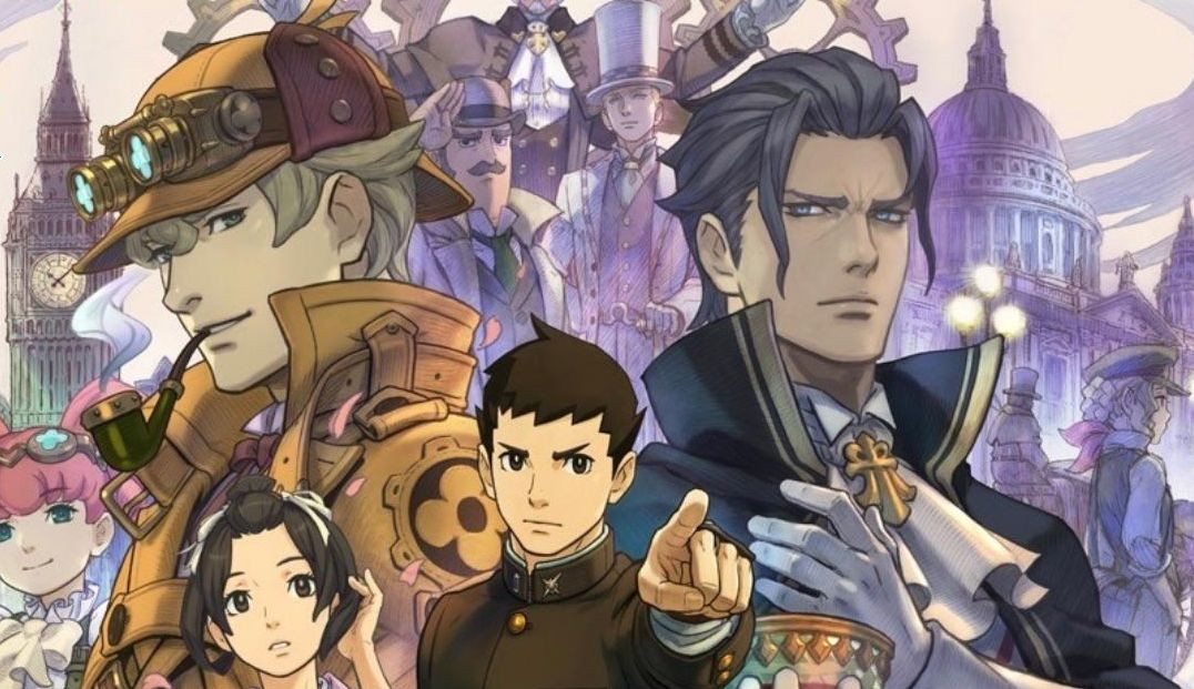 The Ace Attorney prequels have been rated for PC