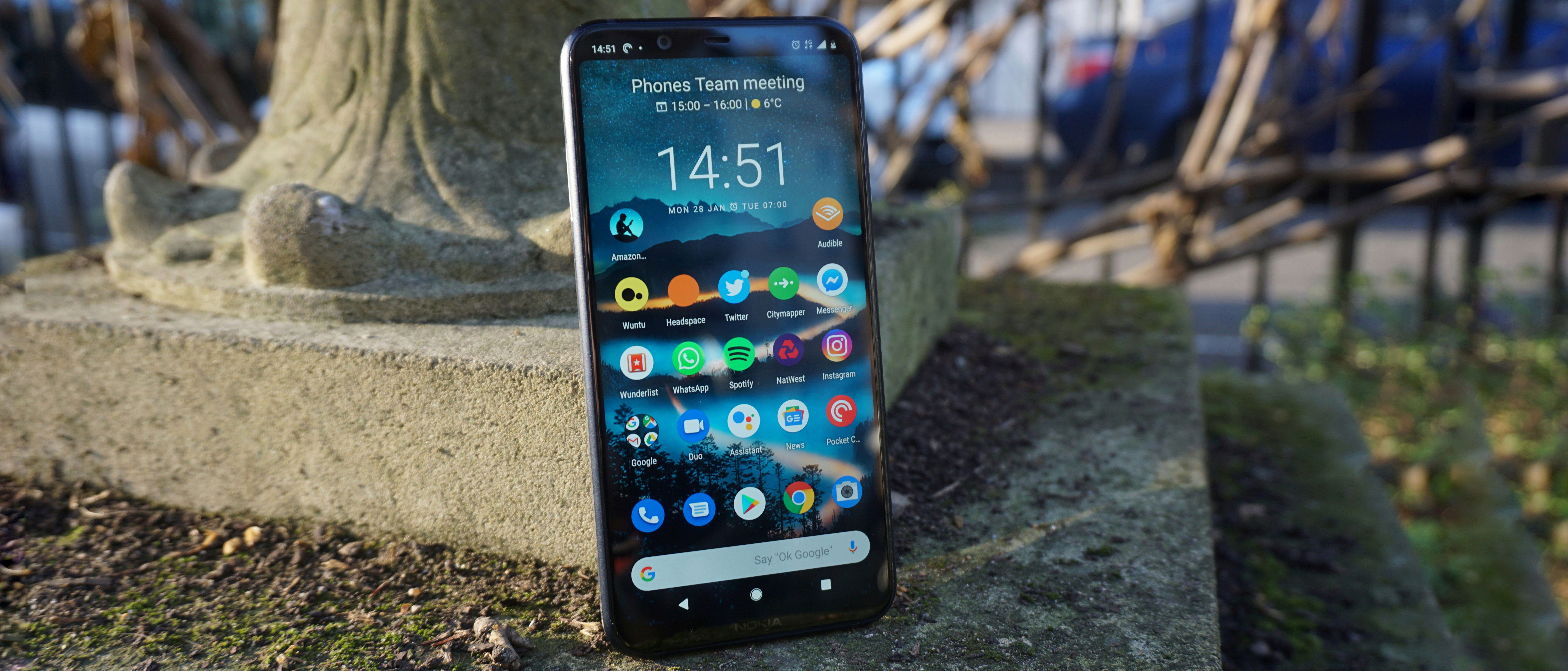 Nokia 8 1 review | TechRadar
