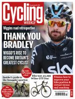 Cycling Weekly magazine April 23 2015 issue