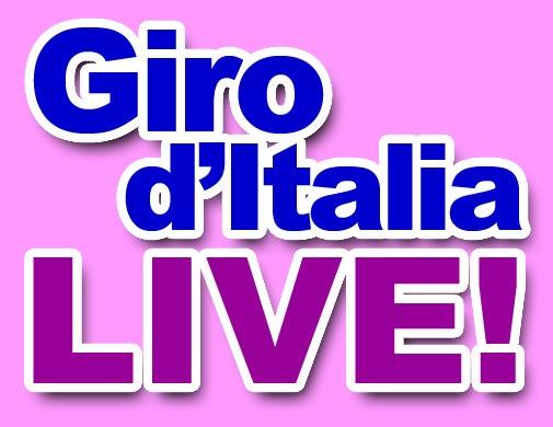 Giro d'Italia live logo
