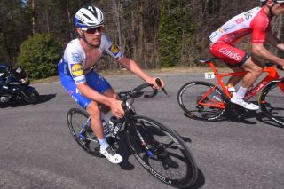 Deceuninck-QuickStep's Yves Lampaert at the 2020 Paris-Nice