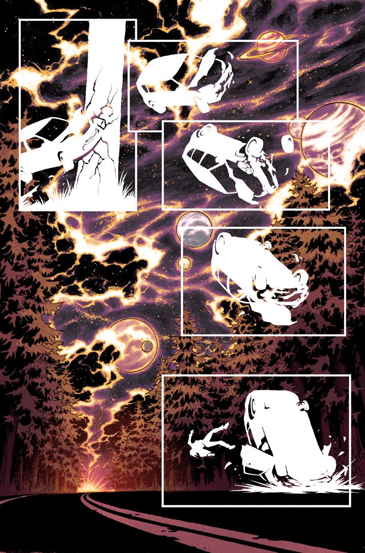 Página de Beyond the Breach # 1