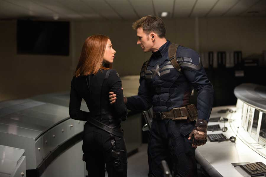 Chris Evans Talks Turning Up The Power On Captain America: 'This Has To Be More Than Bourne' #7878