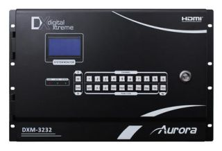 Aurora Releases DXM 2nd Generation Series