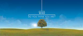 Who Do You Think You Are? logo Season 18