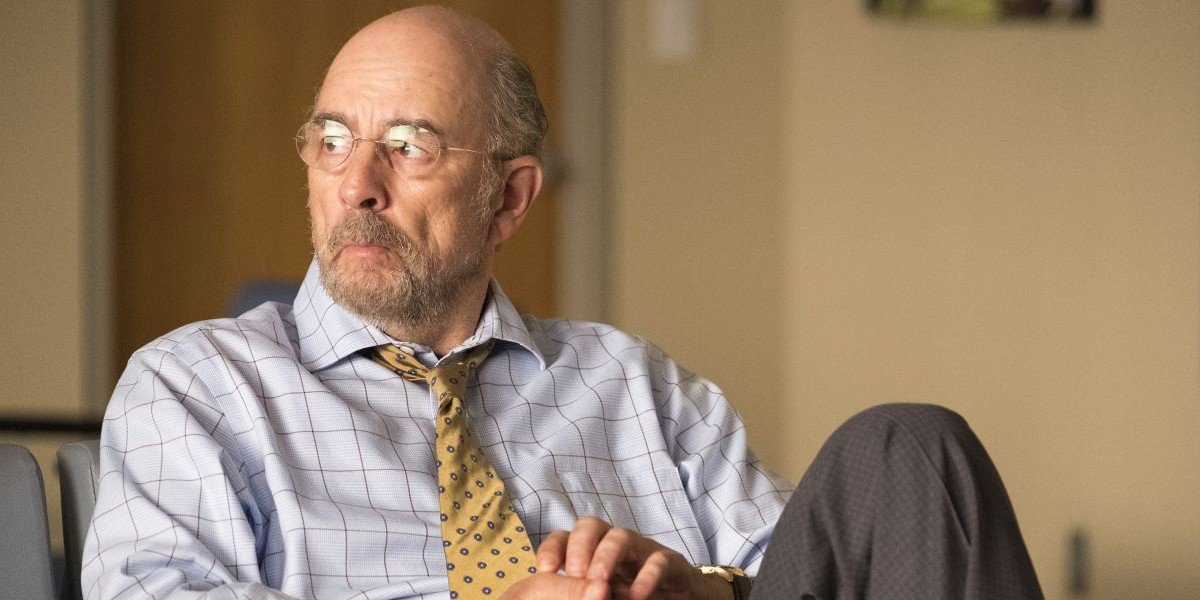 Richard Schiff hospitalised for Covid-19, shows 'some improvement every day'