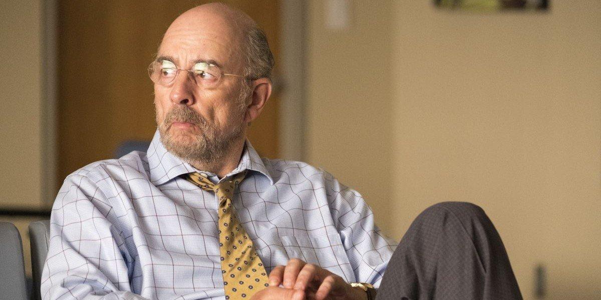 Richard Schiff as Aaron Glassman on The Good Doctor