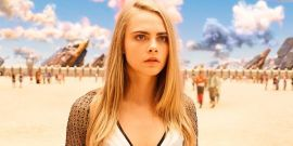 Cara Delevingne Has Done Another Drastic Thing To Her Hair