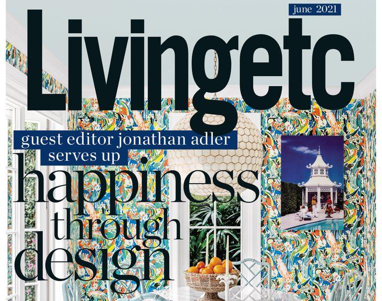 Livingetc jonathan adler cover