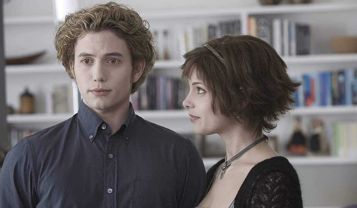 Jasper and Alice in Twilight