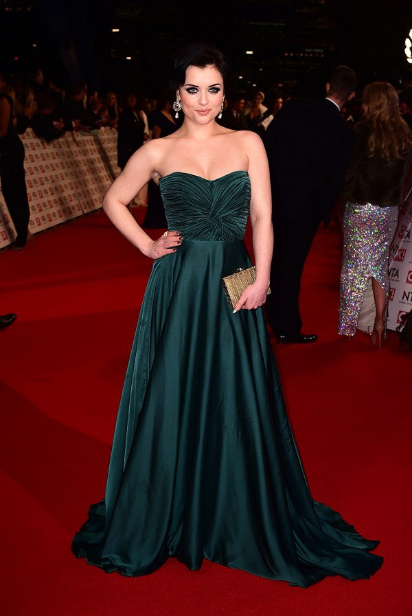 Shona McGarty (ian West/PA)