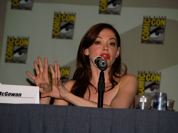 Comic Con: Red Sonja Panel In Detail #198