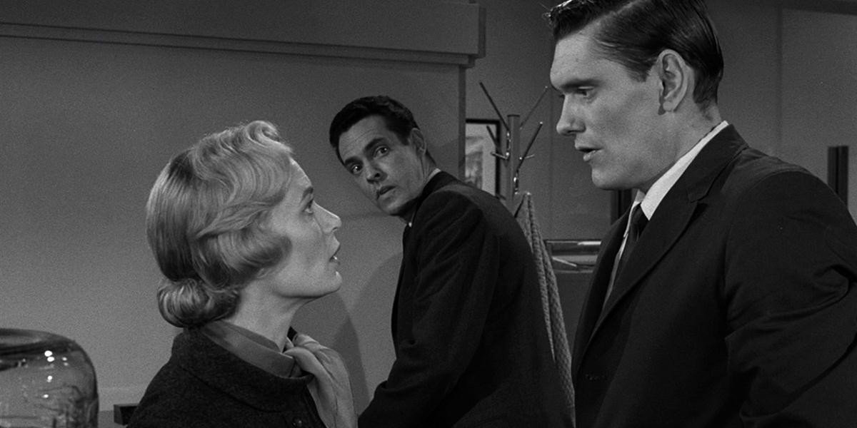 Dick York on the right