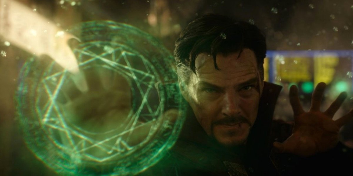 Doctor Strange in his first movie
