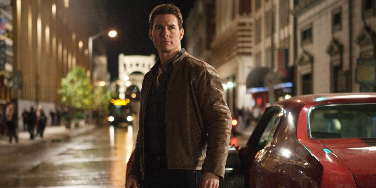 Tom Cruise - Jack Reacher