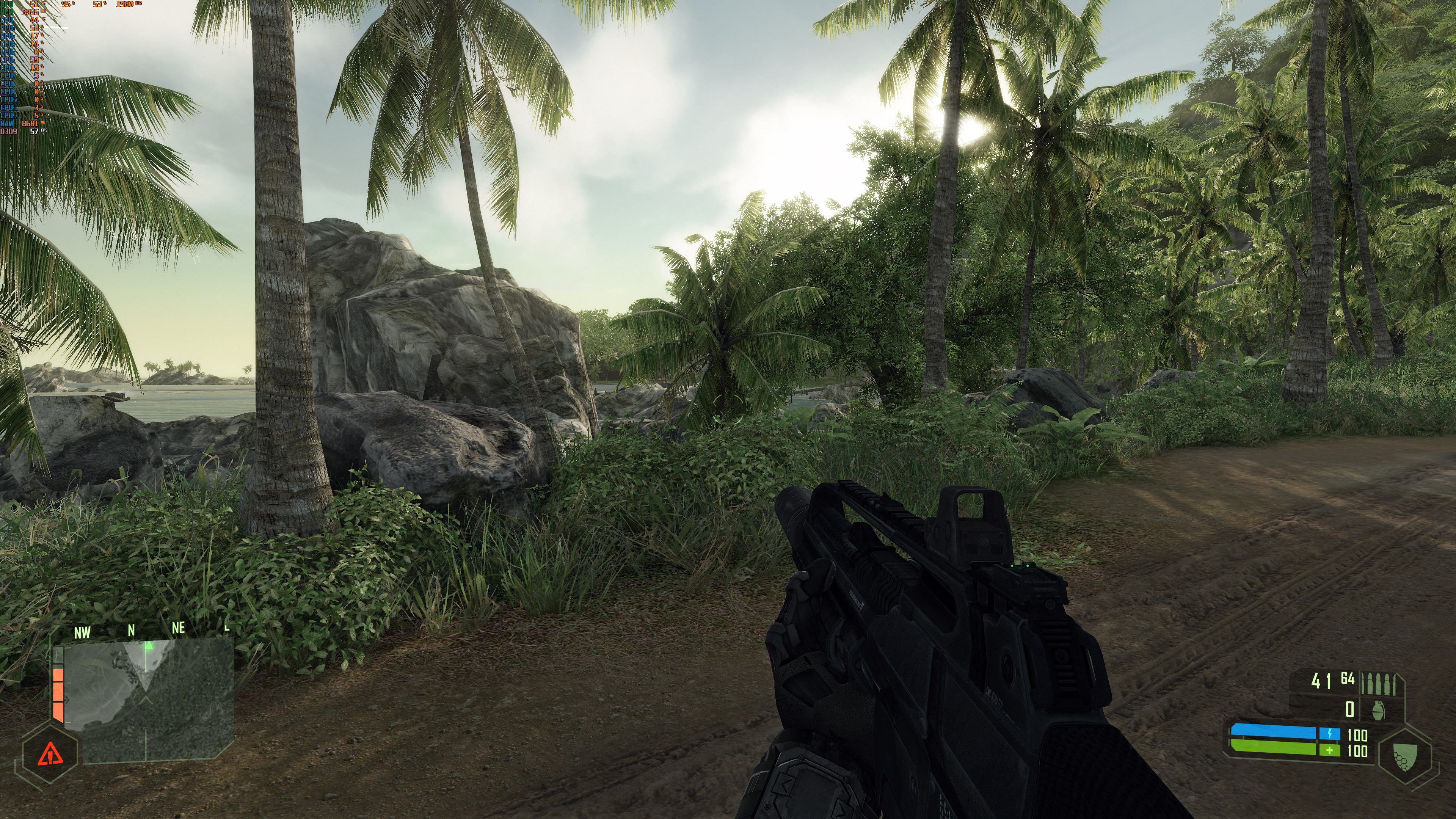 Why Crysis Remastered is needed, even if the original still looks so good 4