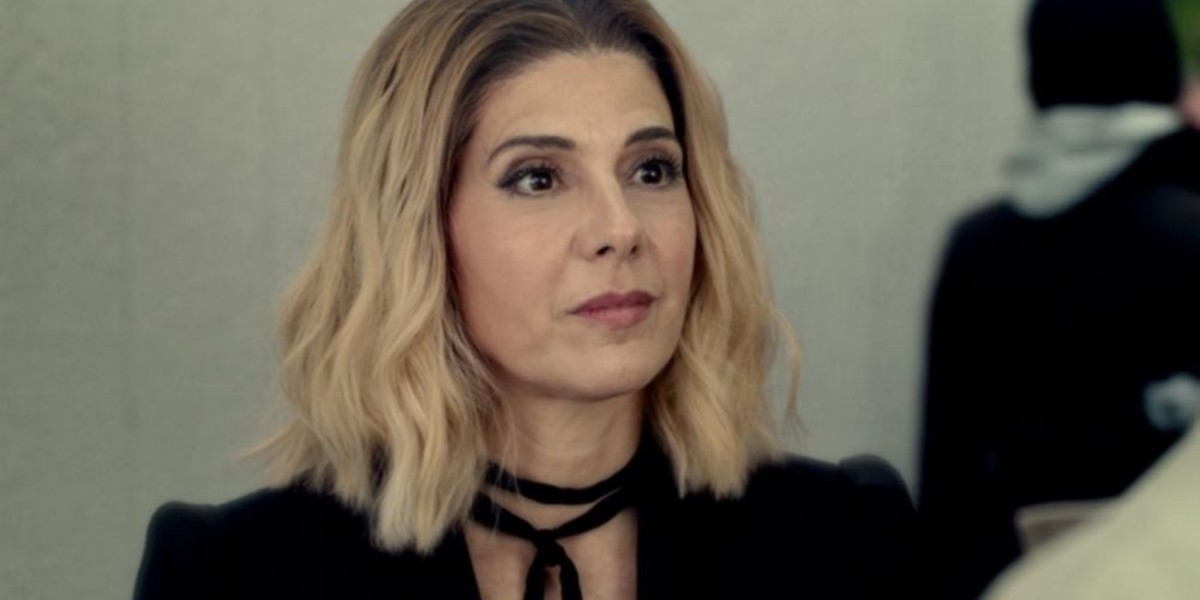 Marisa Tomei - The First Purge