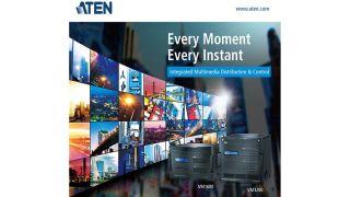 ATEN Launches 32x32 Modular Matrix Switch