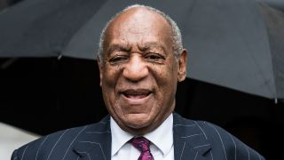 Actor/stand-up comedian Bill Cosby arrives for sentencing for his sexual assault trial at the Montgomery County Courthouse on Sept. 25, 2018 in Norristown, Pennsylvania.