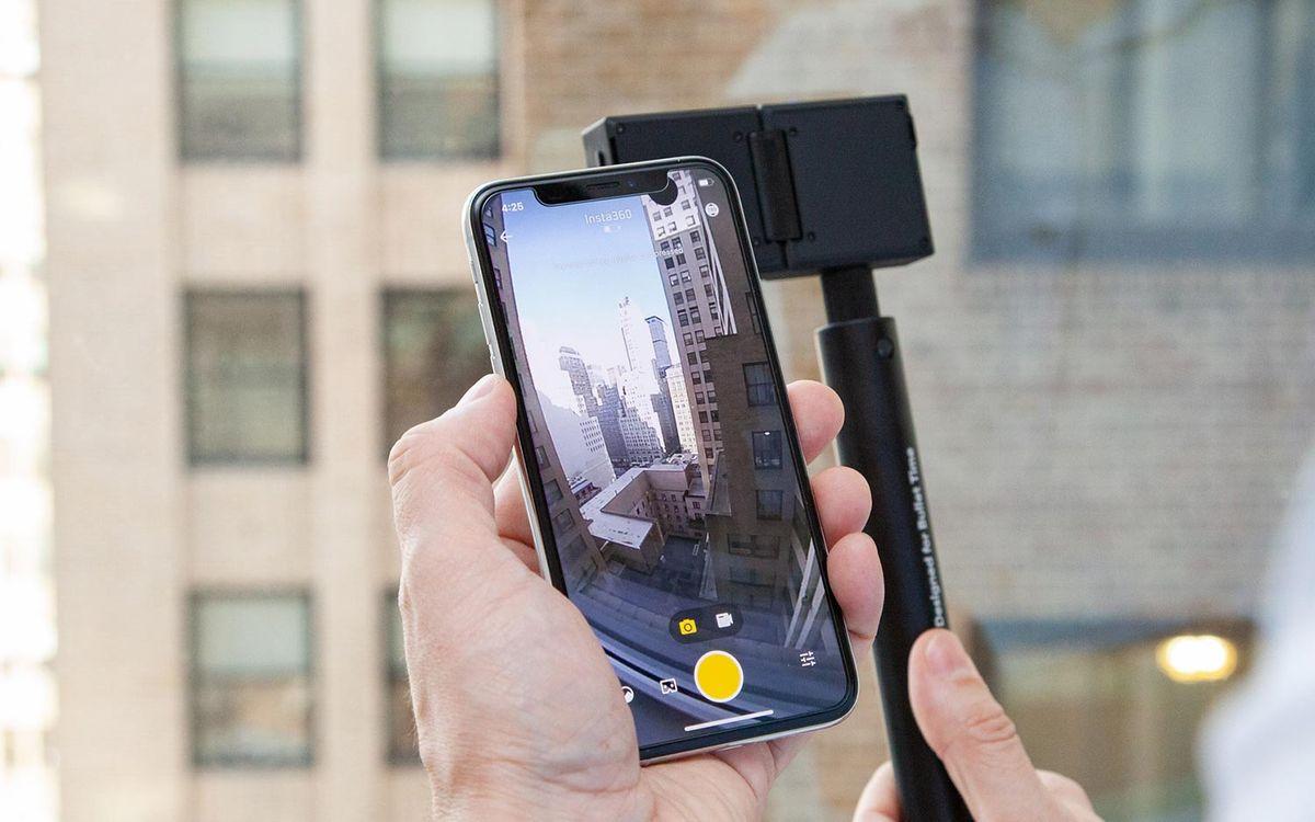 Insta360 Evo Camera Review: 360- and 180-Degree Video Made