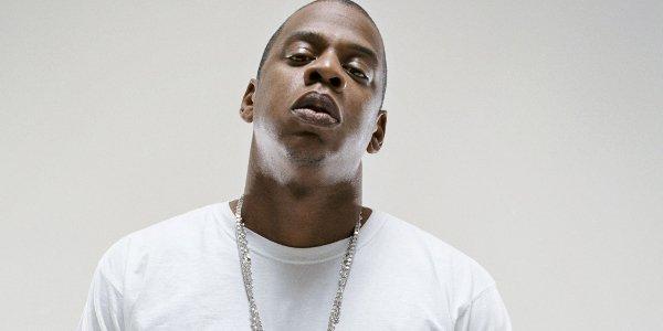 Jay-Z powerful pose