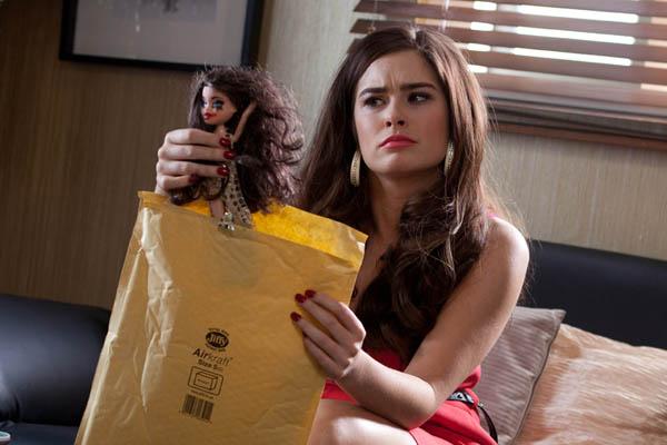 Hollyoaks' Rachel: 'Mitzeee ruins her big break'
