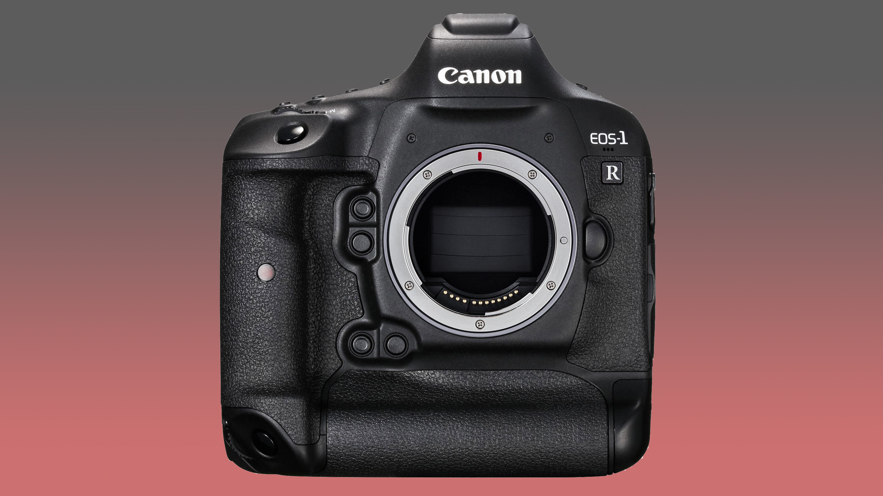 New Canon EOS R mirrorless flagship can convert to an SLR