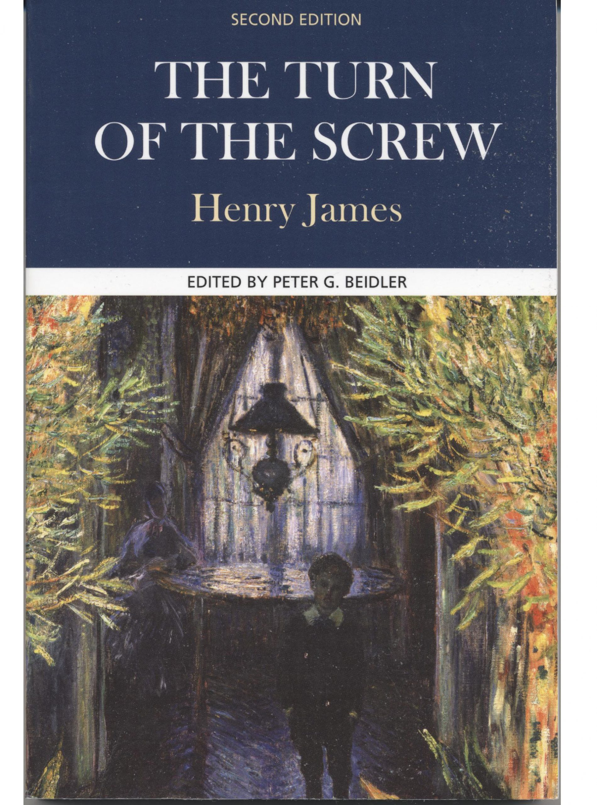 Turn of the Screw by Henry James-book reviews-book-woman and home