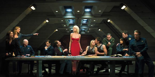 What's Happening With The Battlestar Galactica Movie, According To The Director