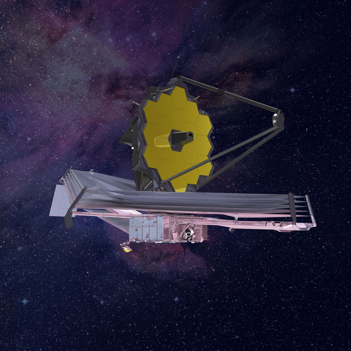 NASA's James Webb Space Telescope will face '29 days on the edge' after launch (video)