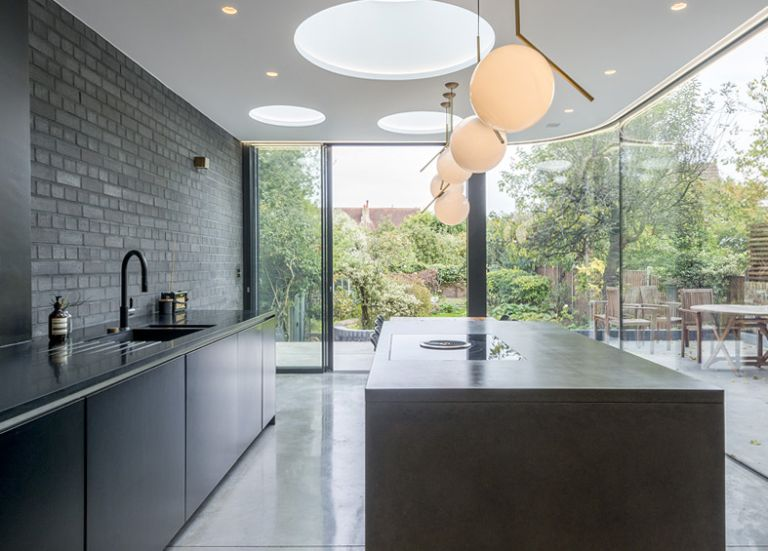 Extending a house: Kitchen extension by Ar'Chic